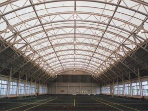 長浜市屋根付多目的広場新築工事