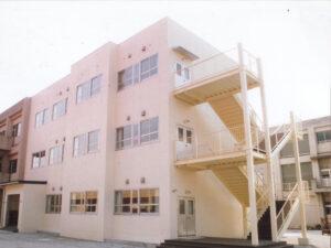 長浜北小学校増築工事