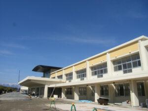 滋賀県立野洲養護学校改築工事