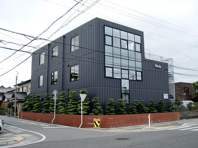 前田事務センター様外壁改修工事の写真
