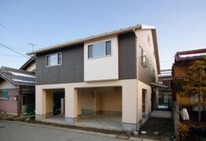 次世代省エネW(ダブル)発電二世帯住宅