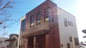 テナントビル屋根外壁塗装工事
