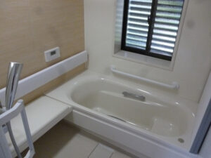 T様邸浴室リフォーム工事