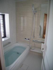 K様邸浴室リフォーム工事