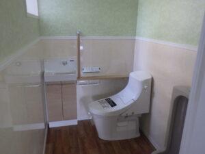 中華料理お食事処ときわ様トイレ改修工事