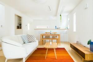 シンプルモダンなゼロエネルギーの家