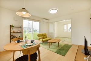 シンプル&エコロジーな家