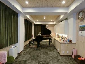 ピアノ教室R様改修工事